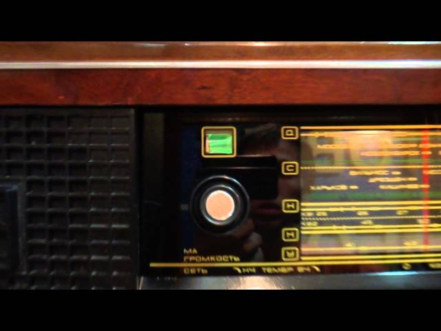 Радиола урал 114 схема