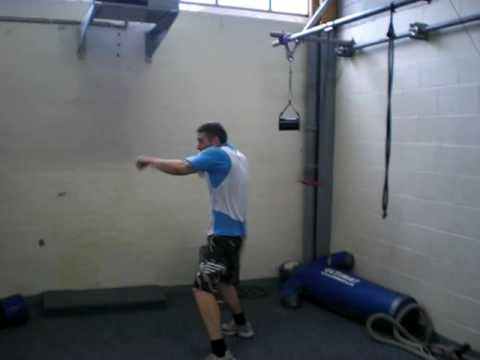 Ultimate Fighter workouts at Grapplefit Image 1