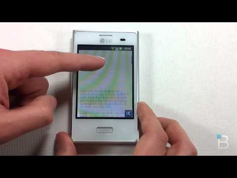 [Análisis] LG Optimus L3 (en español)