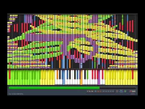 [Black MIDI] Synthesia -