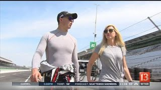 Rahal and Force: Racing toward marriage