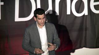 Blinded by beauty | Sean Talamas | TEDxUniversityofDundee