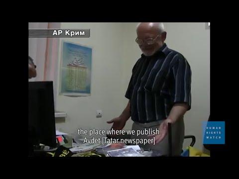 Human Rights in Decline in Crimea