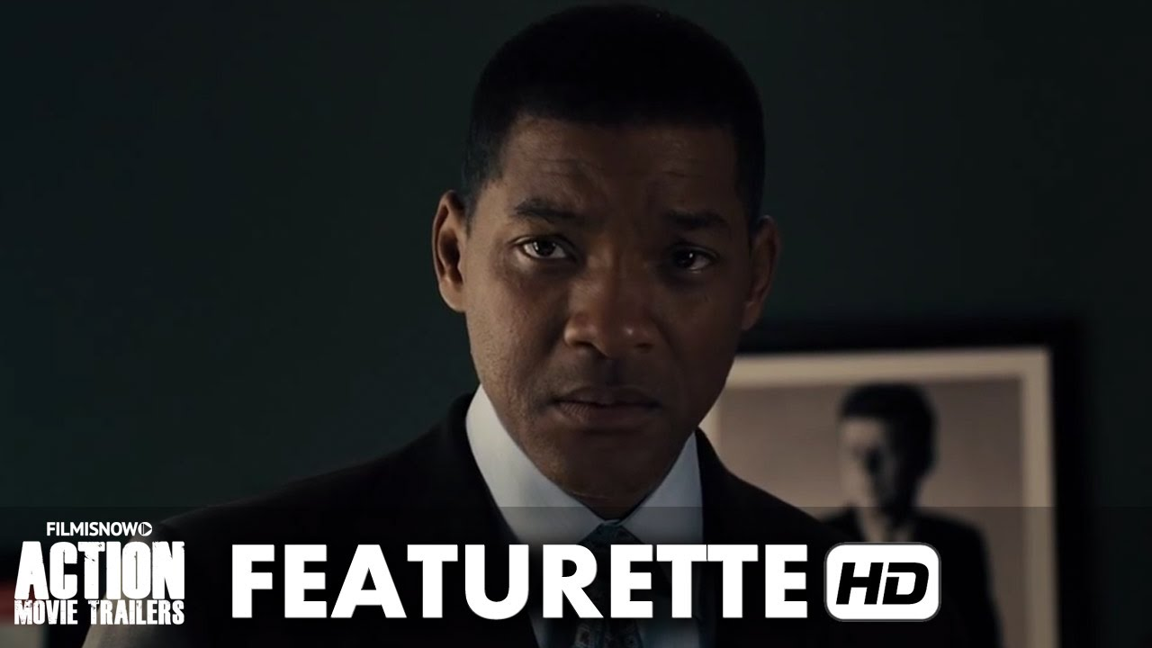 Concussion Featurette 'The Thrill of the Truth' - Will Smith Action Movie [HD]