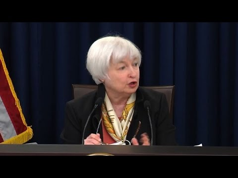 Federal Reserve chief Yellen highlights Brexit concerns