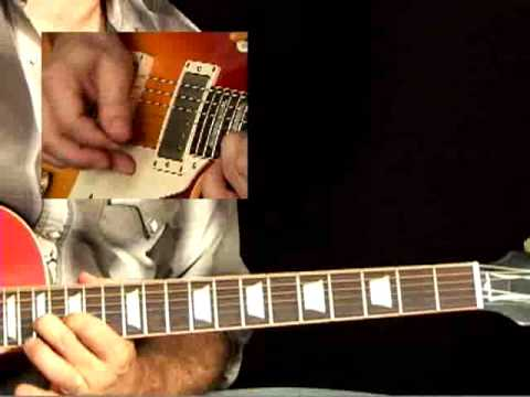 Blues Rock Guitar Lessons - Kings: Eric Clapton - Andy Aledort - Breakdown 2