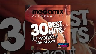 E4F - Megamix Fitness 30 Best Hits For Workout 125-135 Bpm - Fitness & Music 2018