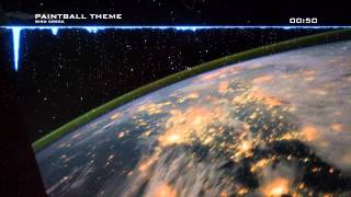 Best Music | Paintball Theme | Earth in Space Time Lapse | Земля в Космосе | Лучшая Музыка