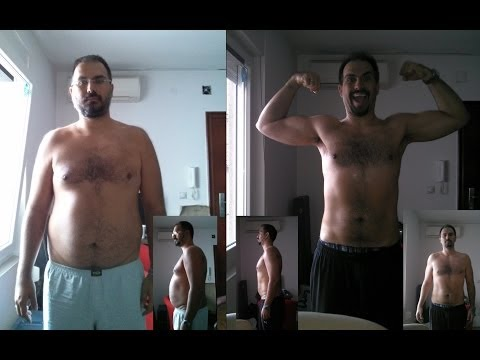 15 WEEKS FREELETICS - Body Transformation