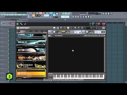 Best Kontakt Libraries from Komplete