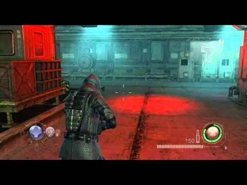 Resident Evil Operation Raccoon City Pc Nvidia GeForce GT 520M (512mb)