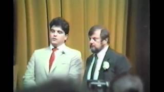 1987 Pulitzer Prize Ceremony