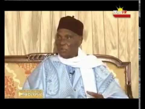 Entretien exclusif avec Abdoulaye Wade - 05 Décembre - WalfTv