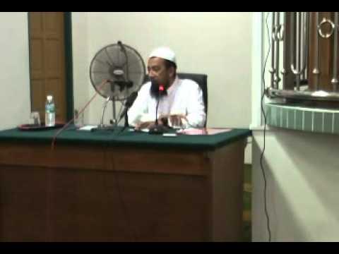 Ust Azhar Idrus- Mahram | Syarat Anak Susuan