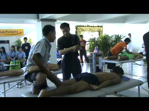 IPE Sport Massage Contest 2