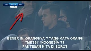 Download video Egy Maulana Vikri saat Menyaksikan Laga Lechia Gdansk vs Legia Warszawa