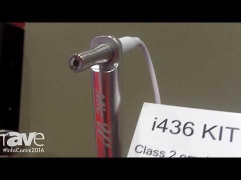 InfoComm 2016: FullScaleAV Explains i-Series i436 Kit Microphone