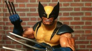 Marvel Legends Wolverine Review (Series 3)