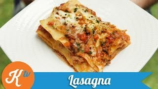 Resep Lasagna (Lasagna Recipe Video) | STANLEY MARCELLIUS