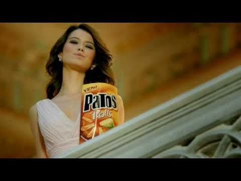 Beren Saat Patos Chips' ad full version