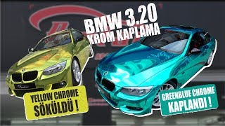 Download Lagu BMW 3.20 l GreenBlue Chrome Kaplama Gratis STAFABAND