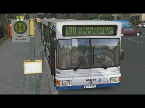 OMSI 2 The Bus Simulator - First Look Gameplay HD