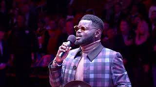 The National Anthem - Countertenor John Holiday