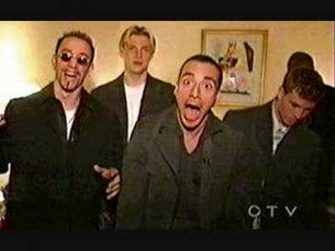Backstreet boys 15 years of muisc Video