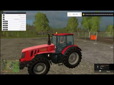 Farming sim 15 belarus mtz 3022 review