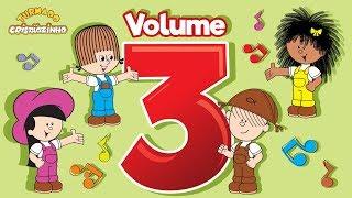 DVD volume 3 Turma do Cristãozinho