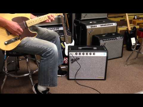Fender Silverface 68 Princeton Reverb Reissue Amp Handwired By George Alessandro