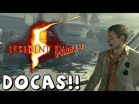 Resident Evil 5 - Problemas no Campo de Petróleo - Parte 7