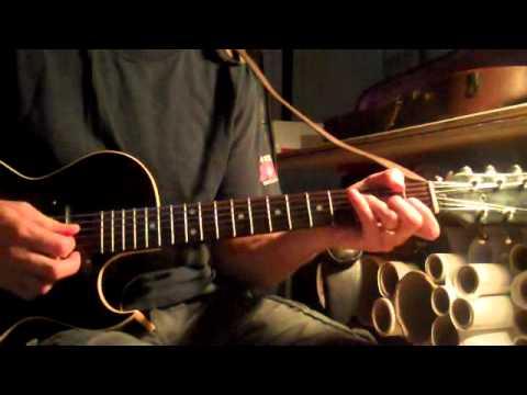 Little Walter Fast Boogie (Robert Jr. Guitar Licks)