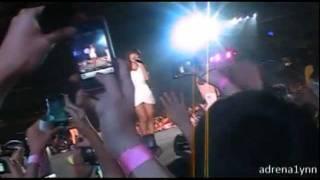 [Moshpit Fancam] Jokwon, Changmin, Gayoon, Hyorin Special Stage - Halo @KPOP Music Fest. Sydney 2011