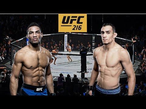 Кто же победит ? Бой Тони Фергюсон - Кевин Ли на UFC:216
