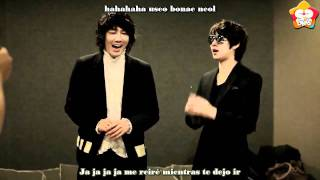 Kim Jang Hoon - Breakups Are So Like Me (Feat. Kim Hee Chul) Subs Español + Karaoke (DMS Subs)