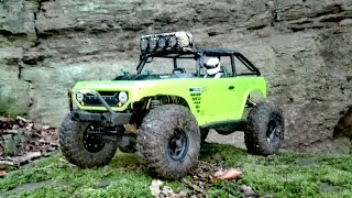AXIAL SCX10 DEADBOLT TRAILING | RC OFF ROAD