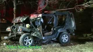 ALEXANDER/Man dies in one vehicle accident