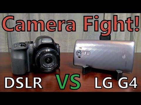 Are Smartphone Cameras as Good as DSLRs? NO! OMG STOP ASKING!