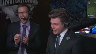 Recap, Highlights and Sounds of the Game: Day 2 Mid Season Invitational 2016! #MSI 2016