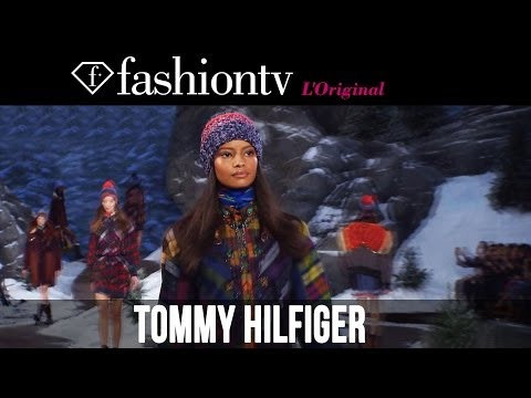 Tommy Hilfiger Fall/Winter 2014-15   New York Fashion Week NYFW   FashionTV