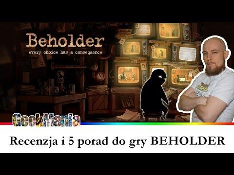 Recenzja Gry BEHOLDER I 5 Porad Na Dobry Początek || GeekMania.pl