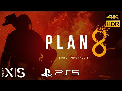 Plan 8 4K HDR 60FPS Reveal Trailer PS5 Xbox Series X/S Gameplay