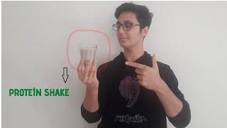 Sporcular İçin Protein Shake Tarifi!