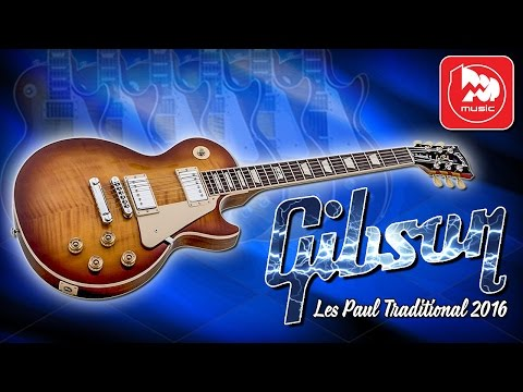 Электрогитара GIBSON Les Paul Traditional 2016