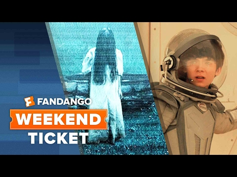 Rings, The Space Between Us, A Dog's Purpose | Weekend Ticket