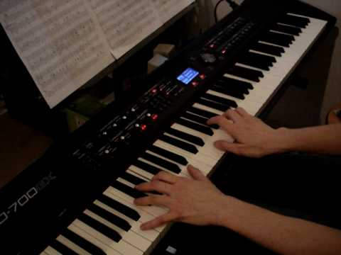 Metallica - The Unforgiven - piano cover