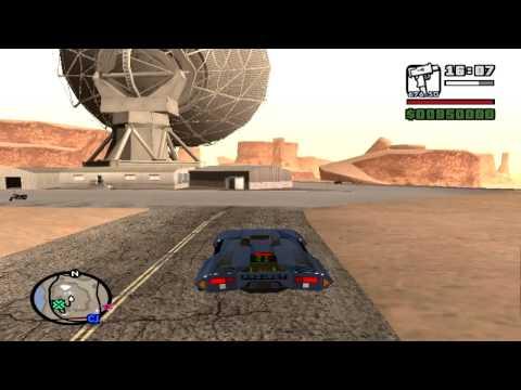 GTA San Andreas Loquendo: Los Misterios de San Andreas - 1 HD