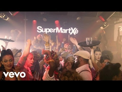 SuperMartXé - SuperMartXé vs. RedOne - A-Ricky-Kee (Official Music Video)