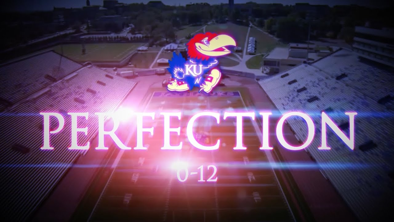 Pursuit of Perfection | The Jayhawk Story